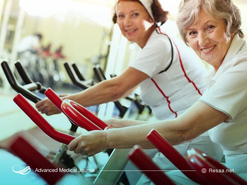 فعالیت بدنی و کنترل کلسترول