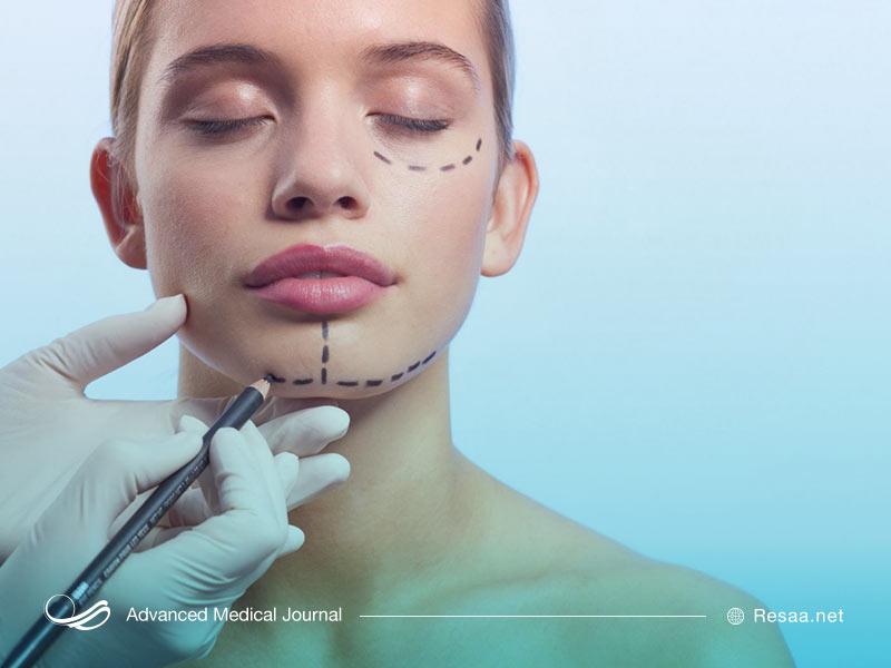 جوانتر شدن با عمل جراحی زیبایی