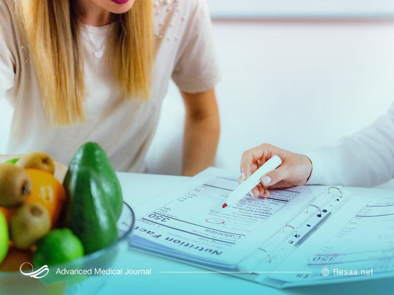 رژیم غذایی مخصوص افراد دیابتی