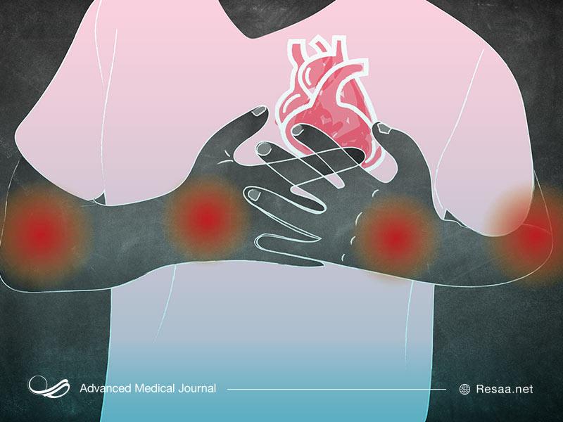 آسیب قلبی از عوارض سوزاک است