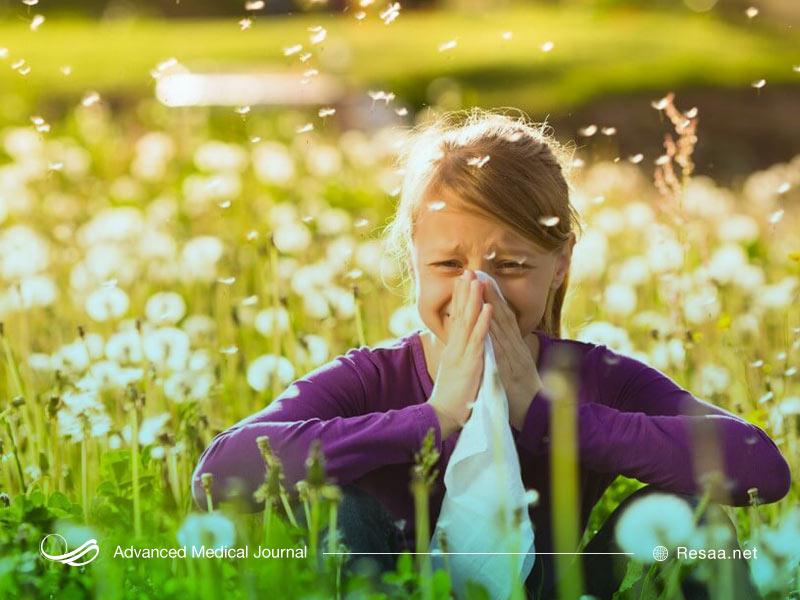 انواع مختلف آلرژی