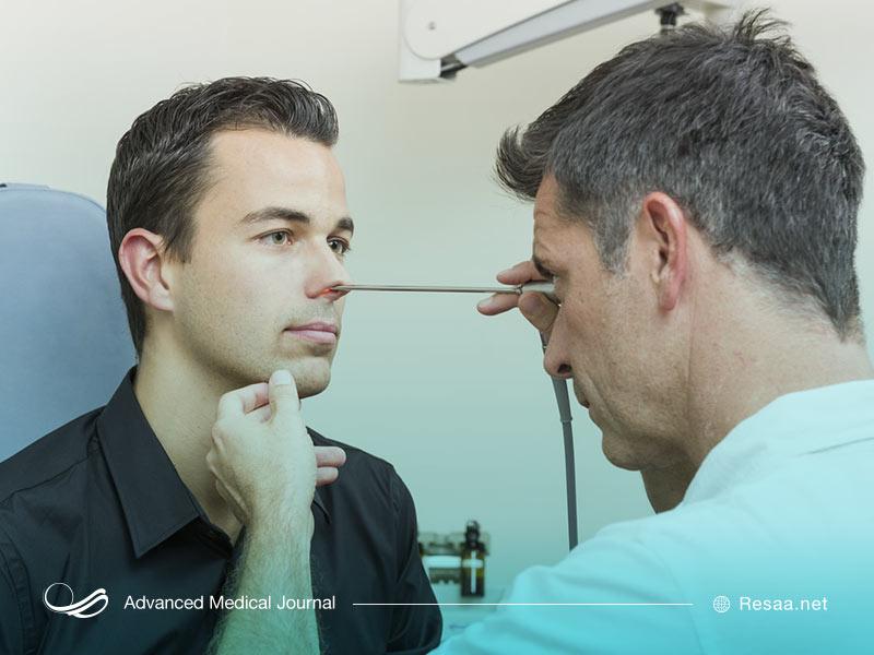 تشخیص انحراف بینی