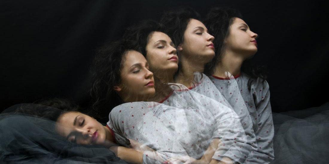 خواب پریشی یا پاراسومنیا چیست؟ تشخیص و درمان آن