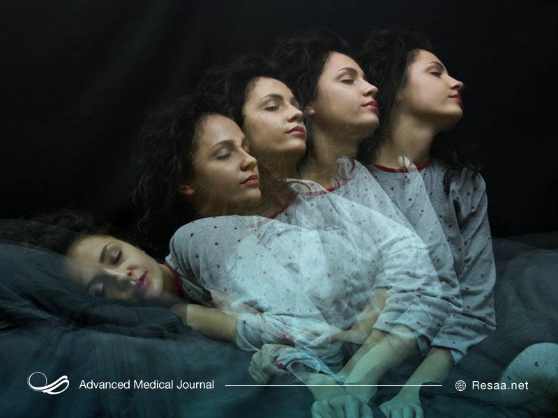 پاراسومنیا یکی از اختلالات رایج خواب است