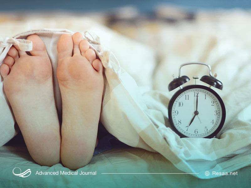 نشانههای سندروم پای بیقرار