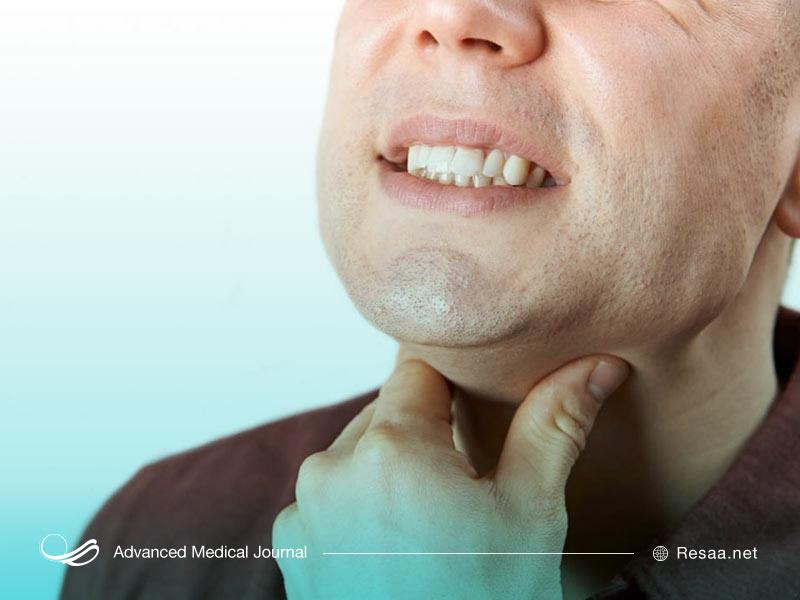 آلرژی میتواند یکی از دلایل خارش گلو باشد