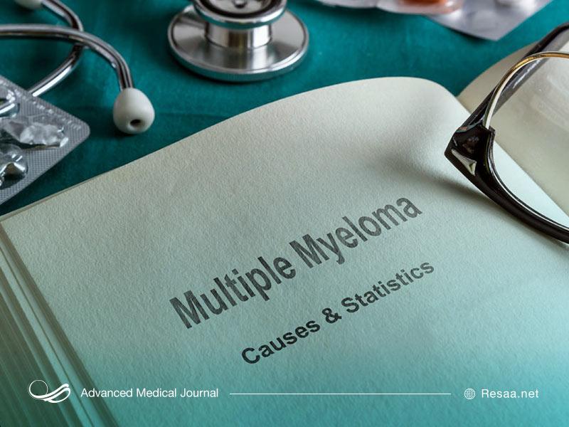 مطالعات پیرامون مالتیپل میلوما