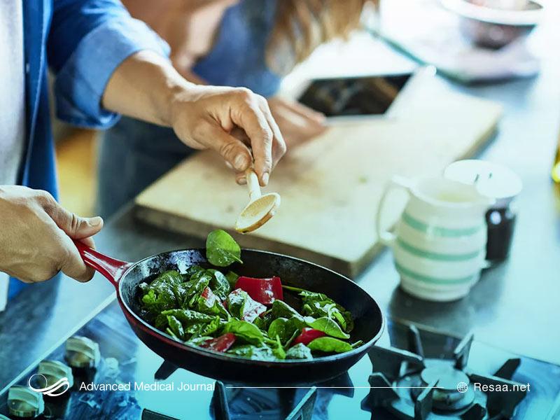 مصرف سبزیجات و ویتامین سی در دوران کرونا