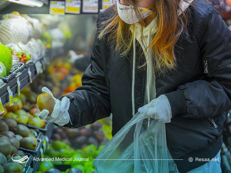 میوه و سبزیجات مفید