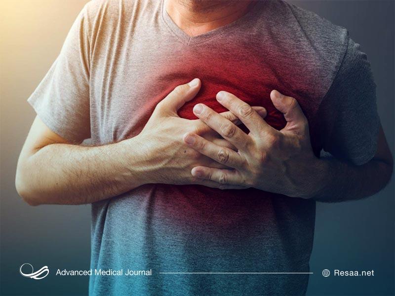 درد در قسمتهای مختلف بدن