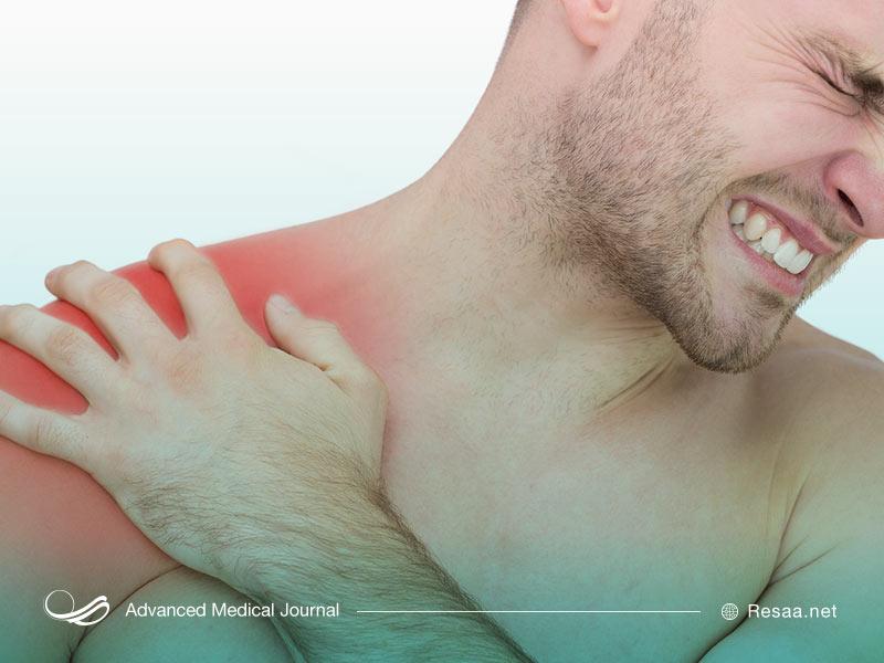 درد شانه ها