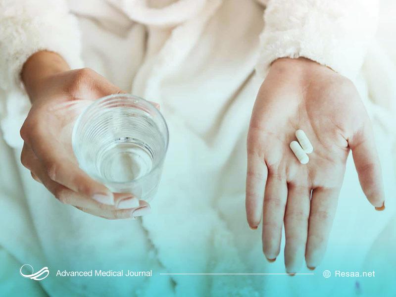 مصرف برخی آنتی بیوتیک ها در کاهش علائم کرون موثر است.