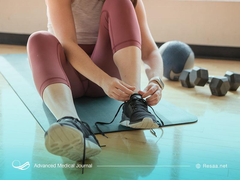 ورزش منظم میتواند به درمان فیبروم رحم کمک شایانی کند.