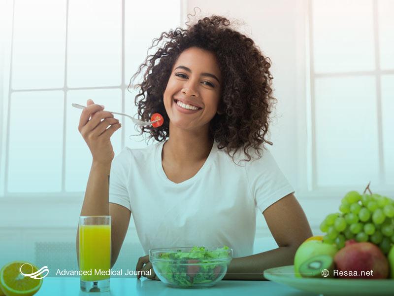 عادات غذایی تاثیر بسیاری بر ایجاد فیبرومهای رحمی دارد.