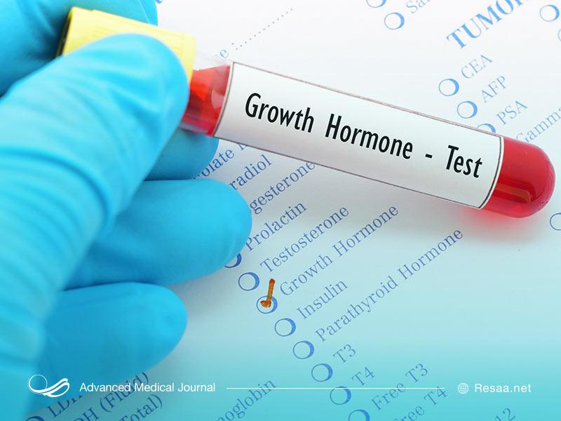 آزمایش هورمون رشد