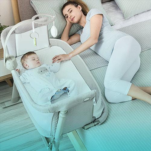سندروم مرگ ناگهانی نوزاد در خواب یا سندروم گهواره چیست؟