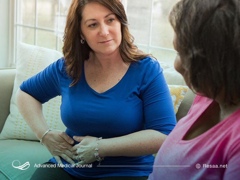 در صورتی که دچار علائم پیچ خوردگی تخمدان شدید به پزشک مراجعه کنید.